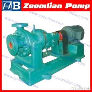 R Hot Water Circulating Pump