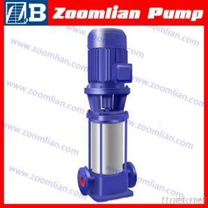 GDL Vertical Multistage Inline Pump