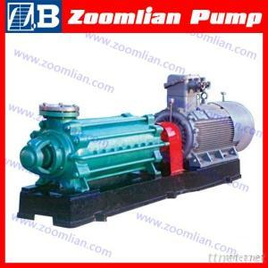 DY Series Horizontal Multistage Centrifugal Oil Pump