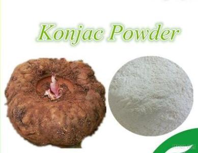 Health Food Additives Konjac Powder
