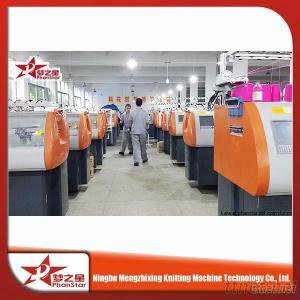 China Computerized Flat Knitting Machine