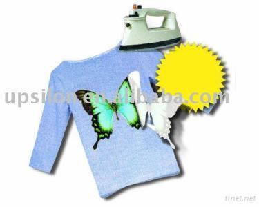 Light Fabric Transfer Paper LS 10 Sheets
