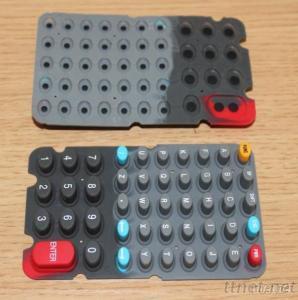 Silicone&Rubber Button