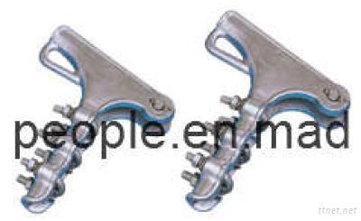 Aluminum Alloy Strain Clamp (Bolt Type)