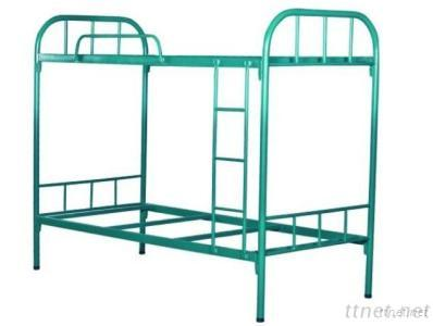 Military Metal Bunk Bed CKD Army Bunk Bed Heavy Duty Bed