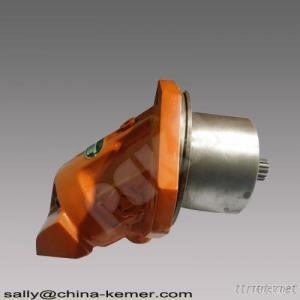 Replacement Of Rexroth A2FE Hydraulic Motor