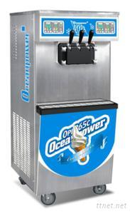 OPF865C Soft Ice Cream Machine With Pre-cooling System