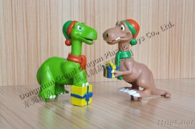 Dinosaur Action FigurePlastic Action Figure Toy