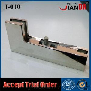 Glass Door Hardware L Clamp Patch Fitting