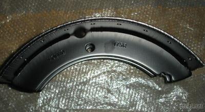 Truck Steel Brake Shoe 3095195