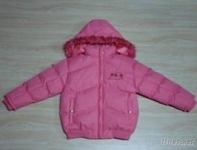 Girl'S Padding Jackets Stocks(Girl'S Jackets, Coats, Tops)