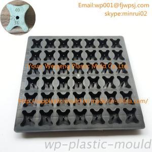 Concrete Molds For Making Multiple Cover Blocks
