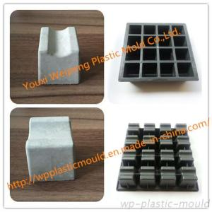Reinforced Concrete Block Single Cover Spacers Mould