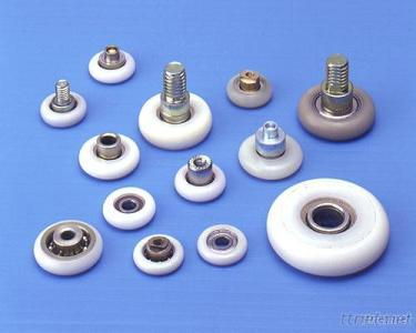 Delrin and Nylon Roller