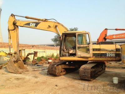 Used Excavator Caterpillar