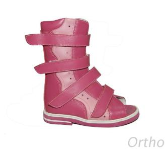 Kids High Top Orthopedic Shoes Cerebral Palsy Shoe