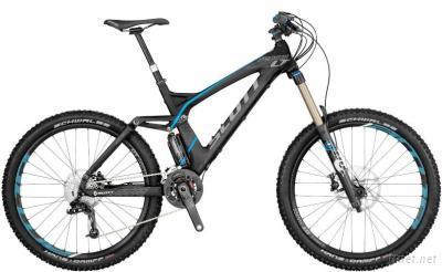 Scott Genius LT 10 2012 Bike