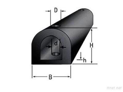 Type D Rubber Fender