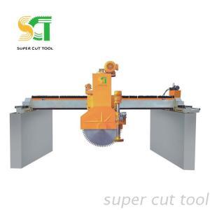 SCT-1200/1600 bridge saw machine for tombstone&cubestone cutting