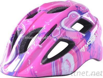 In-Mould/Out-Mould Kids Helmet Sports Helmet