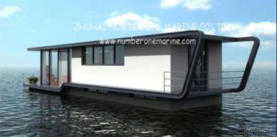 Floating Platform, Floating House, Floating Home, Water Villa