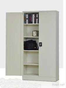 Adjustable Shelf Office Furniture KD Steel Book Cabinet