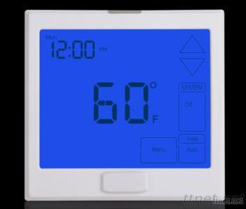 Universal Multi-Stage Programmable Thermostat