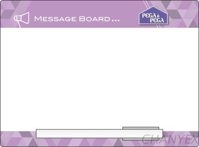 Self-adhesive Whiteboard