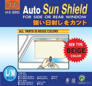Car Sunshade-- Auto Stop
