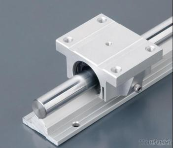 TBRS Linear Motion Ball Bearing Support Rail Units