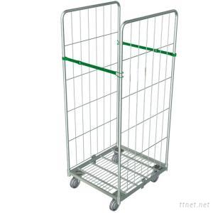2 Side Roll-Cages/Roll Container, supermarket roll cages