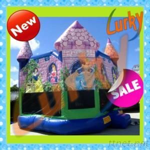 Inflatable Bouncer For Outdoor Amusement