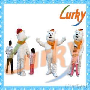 Part Popular Cartoon Mascot Costumes For Sale