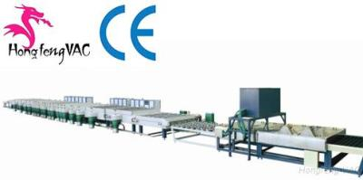 Continuous Magnetron Sputtering ITO Conductive Glass Vacuum Coating Line