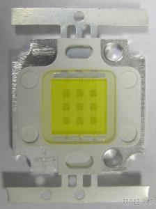 10W High Power LED Module Light Source White