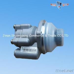 Howo Parts Power Assisted Steering Vane Pump