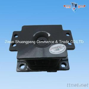 Howo Sinotruk Parts Rubber Base Assembly