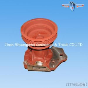 Howo Truck Spare Parts Water Pump Assembly