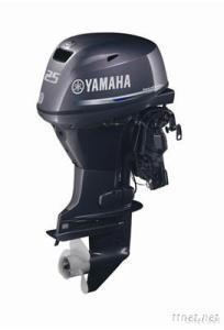 Yamaha T25LA Outboard Motor