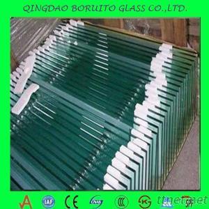 Manufacturer Supplier 5Mm 6Mm 8Mm Tempered Glass