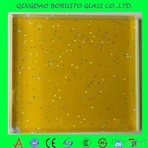 MOQ 100 SQM Tempered Building Glass With Top Quality