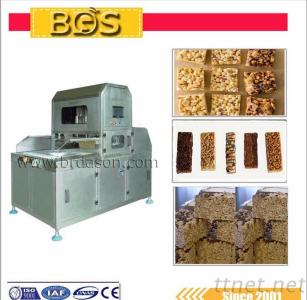 Health Dessert Bars Ultrasonic Cutting Machine Cake Cutters