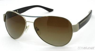 New Design Metal Fashion Sunglasses Polarized Lens