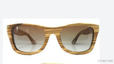 Wood Sunglasses  Polarized Lens