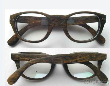 Aviator  Wood Sunglasses  Polarized Lens Bamboo Sunglasses