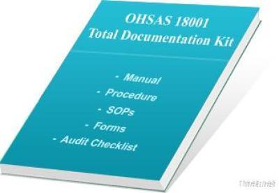 OHSAS 18001 Health and Safety Documetation Kit