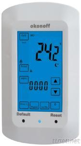 Touch Screen Room Digital Floor Heating Thermostats