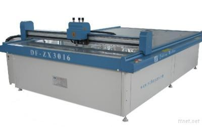 Flatbed Packaging Pattern Cutting Machine