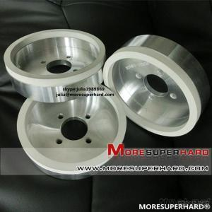 6A2 Vitrified Diamond Grinding Wheels For PCD Tools