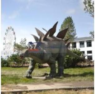 Water Park Outdoor Equipment Animatronic Dinosaur